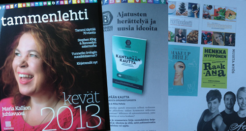 Hormonitasapaino julkaistaan 15.11.2012