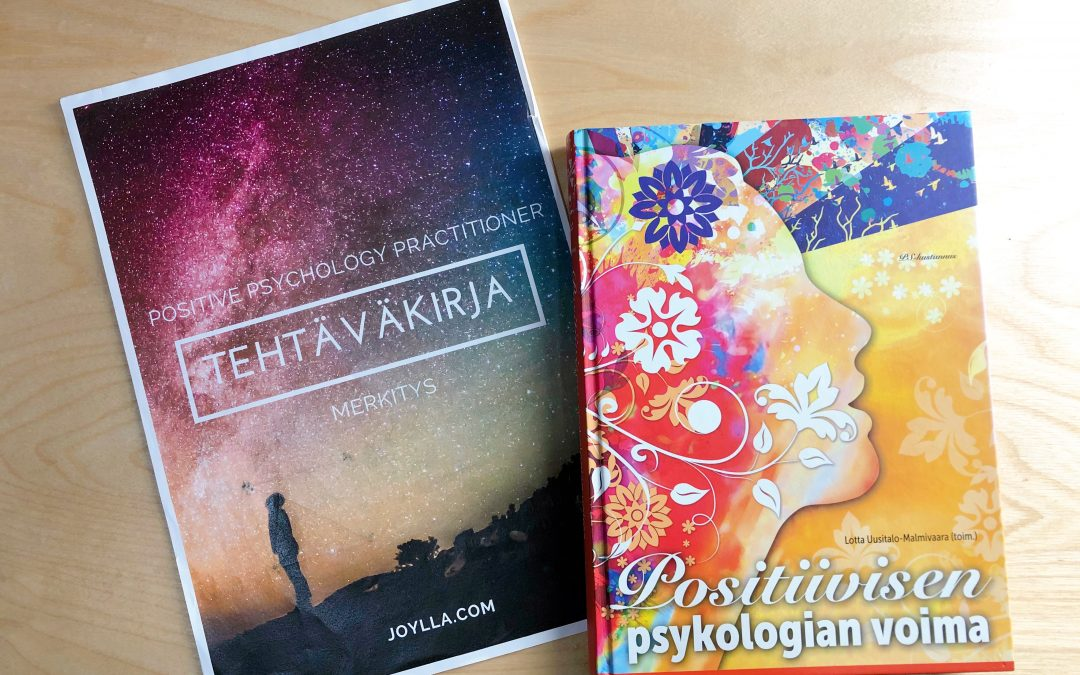 Kokemuksia positiivisen psykologian opiskelusta