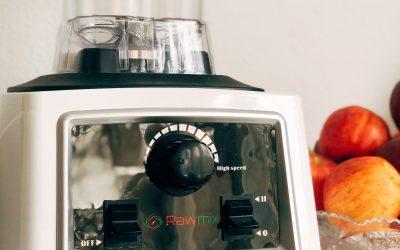 Blenderit testissä: Rawmix 2 vs. Vitamix + kasa smoothiereseptejä